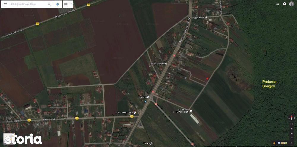 Teren de Vanzare, Ilfov (judet), Ciolpani - Foto 6