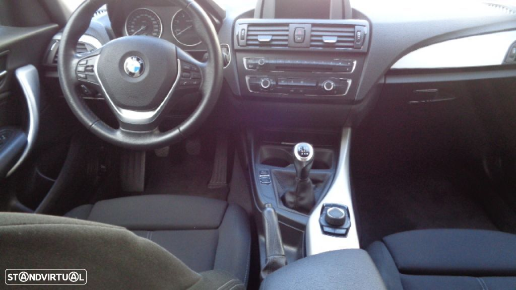 BMW 116 d EfficientDynamics Line Sport - 7