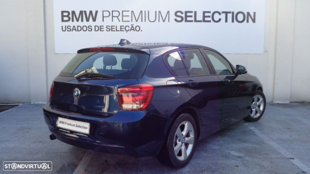 BMW 116 d EfficientDynamics Line Sport - 3