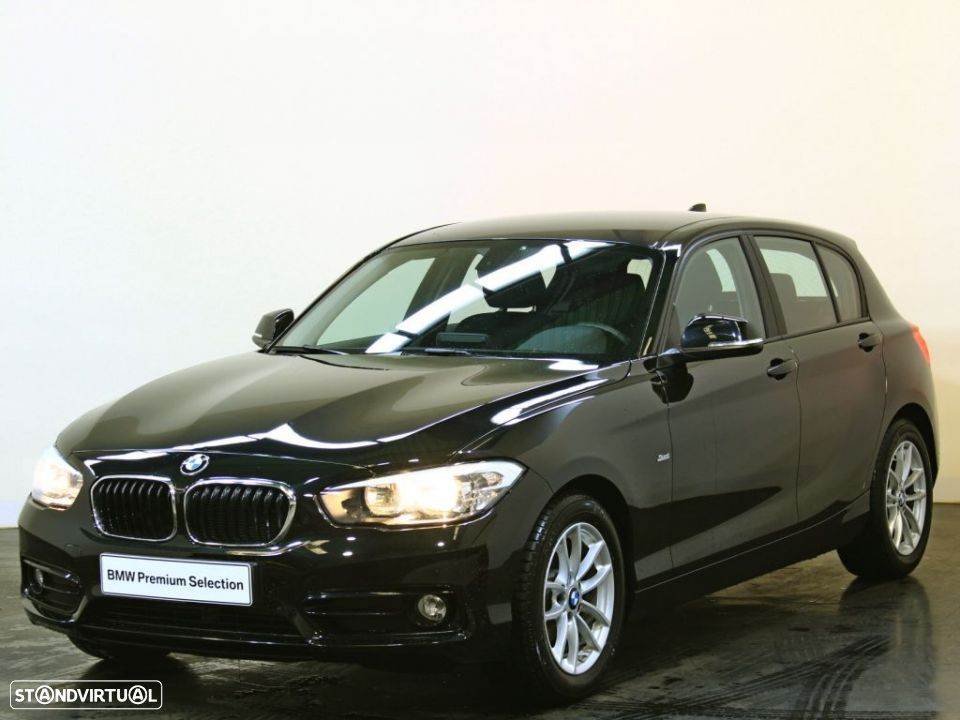 BMW 116 d EfficientDynamics - 1