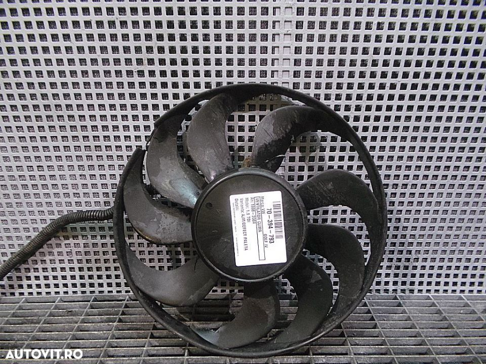Ventilator Clima, Vw Golf Iv - 1
