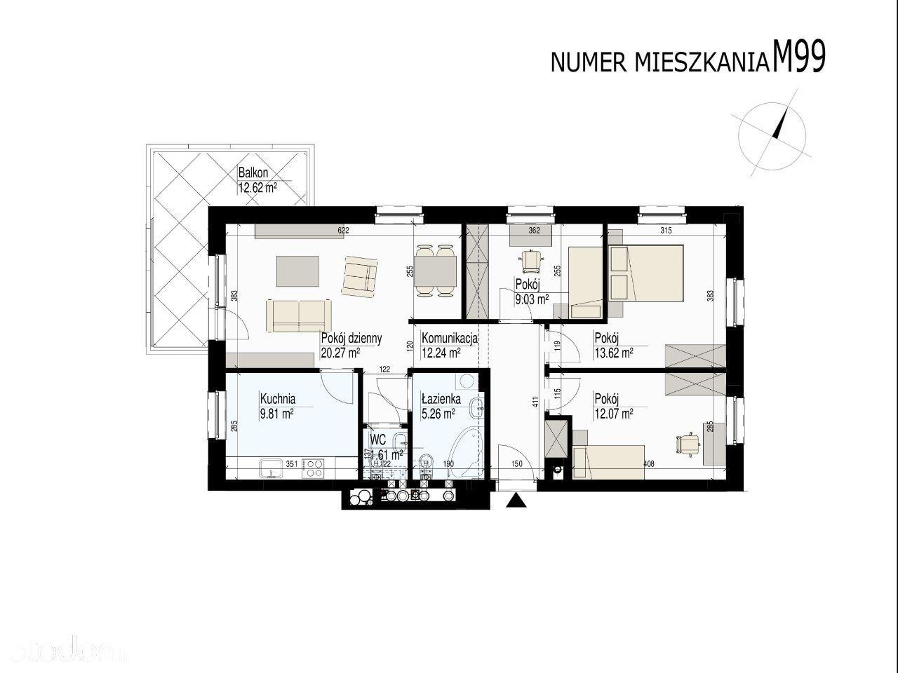 Mieszkanie na sprzedaż, Białystok, Wysoki Stoczek - Foto 10