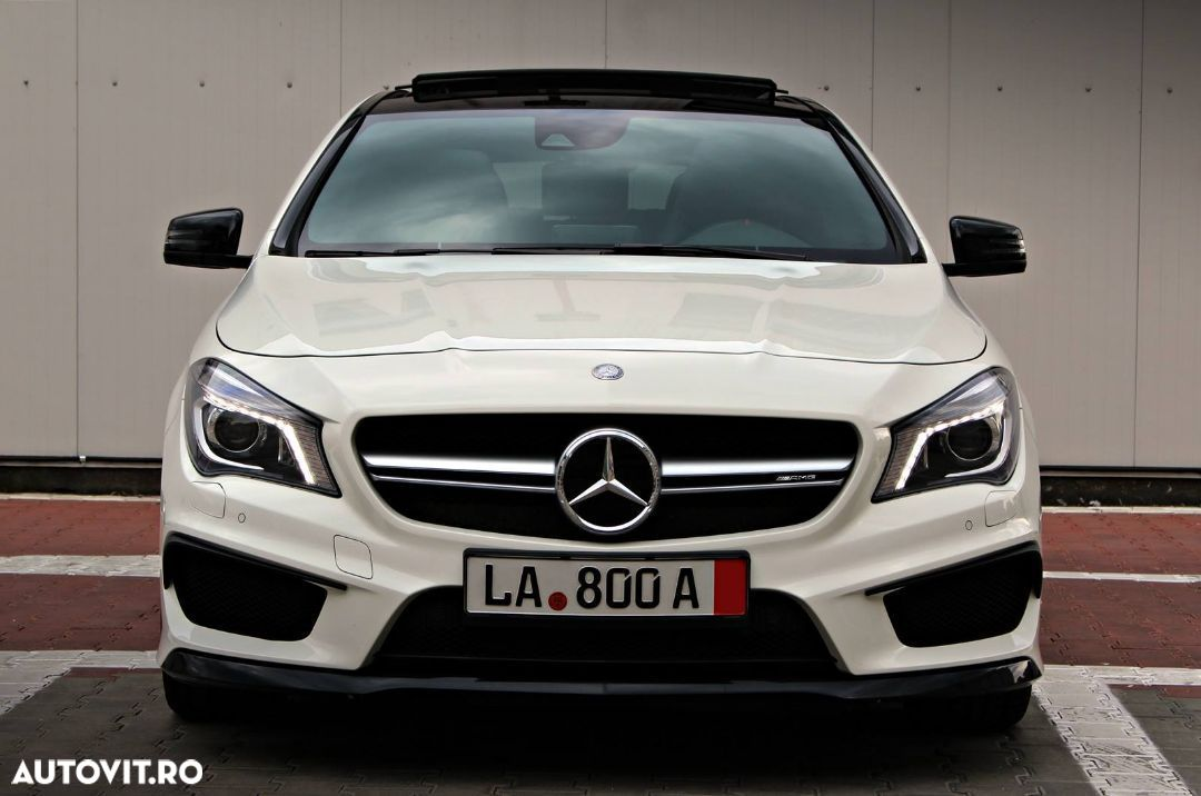 Mercedes-Benz CLA 45 - 11