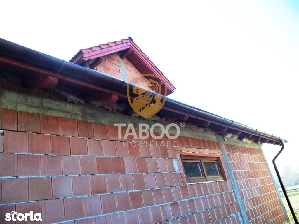 Casa de vanzare, Sibiu (judet), Porumbacu de Jos - Foto 7