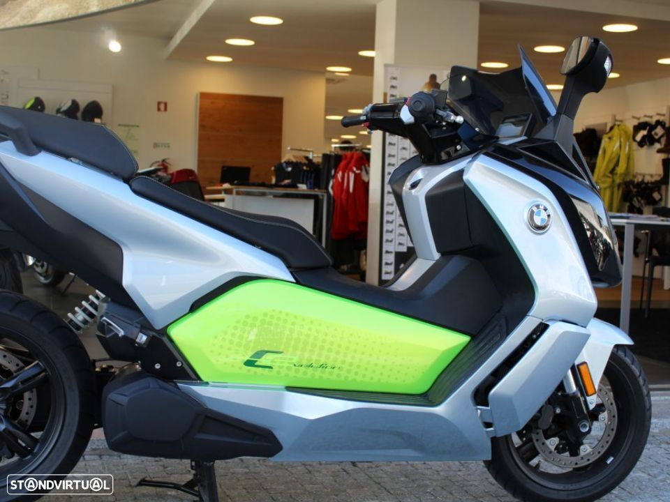 BMW C Evolution (0C03) - 2