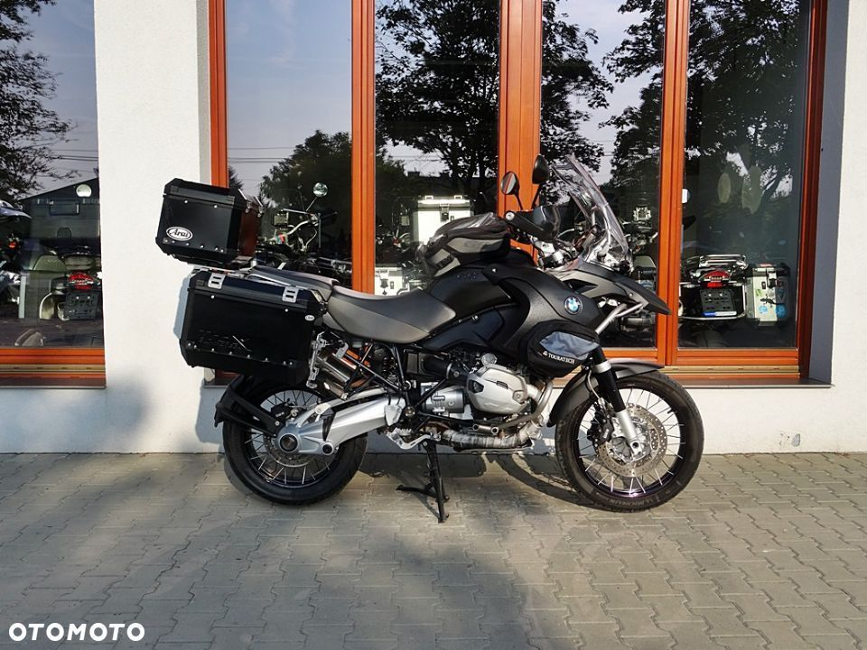 BMW R 1200 GS ADVENTURE Abs Kufry Fv23 % Bezwypadkowy - 1