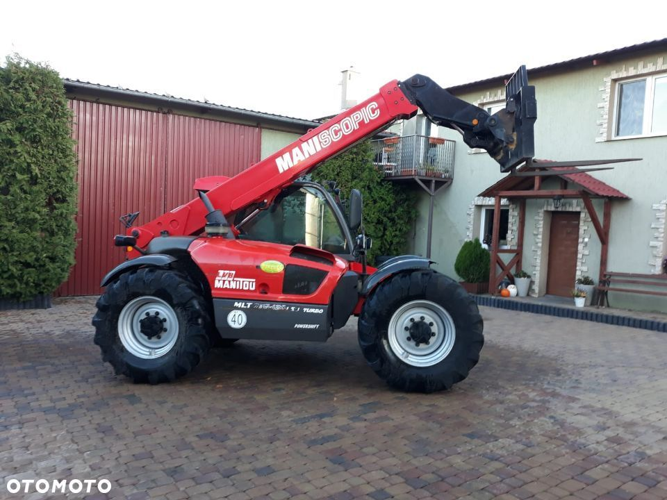 Manitou Maniscopic MTV 735 -120 LSU Turbo  Maniscopic MTL 735 120 LSU Turbo - 2