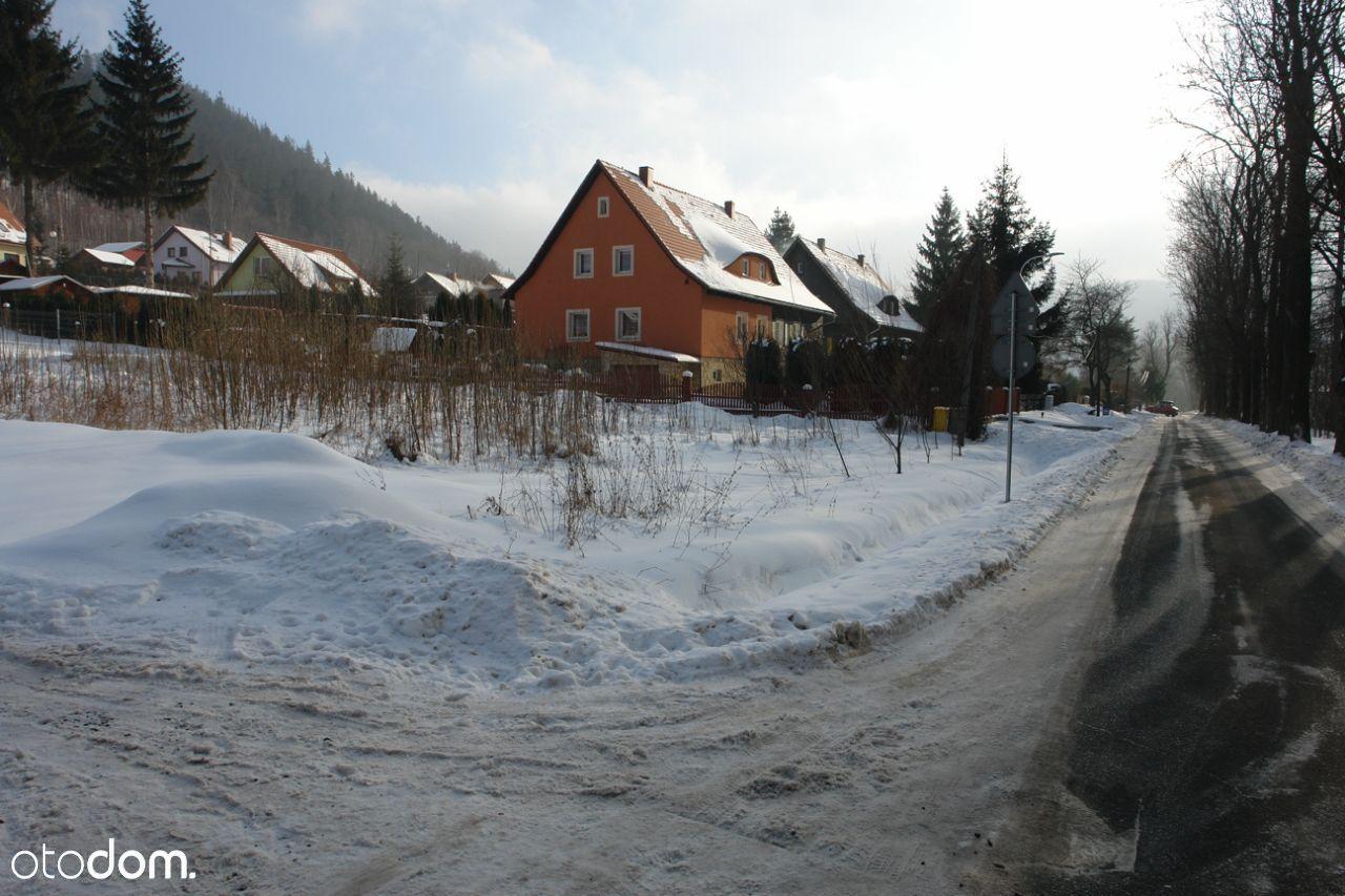 Działka na sprzedaż, Lubawka, kamiennogórski, dolnośląskie - Foto 1