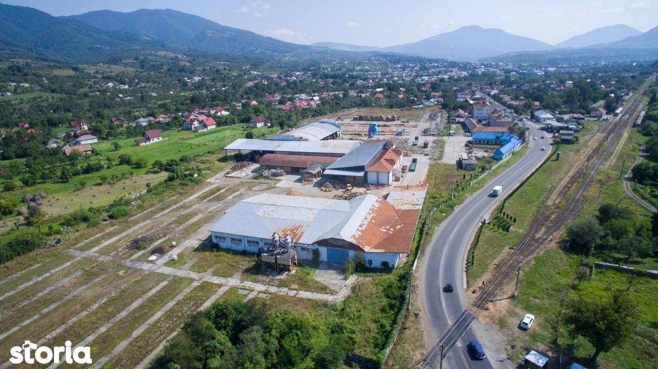 Depozit / Hala de inchiriat, Bistrița-Năsăud (judet), Susenii Bârgăului - Foto 7