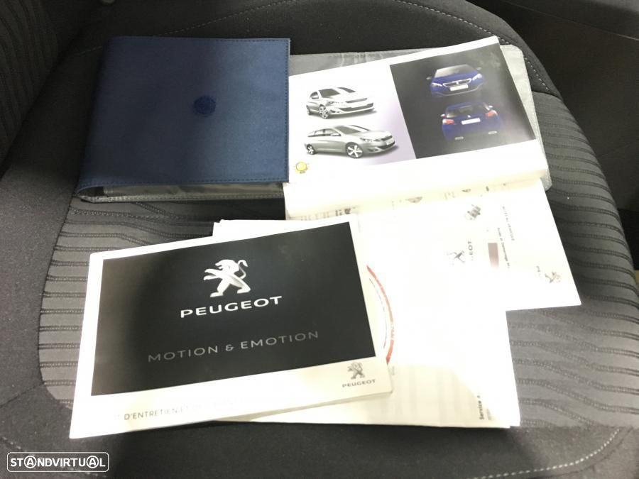 Peugeot 308 SW 1.6 HDI Business Pack GPS 120cv - 42