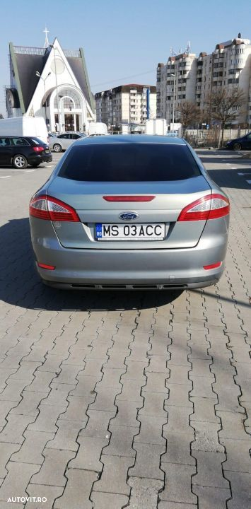 Ford Mondeo Mk4 - 1