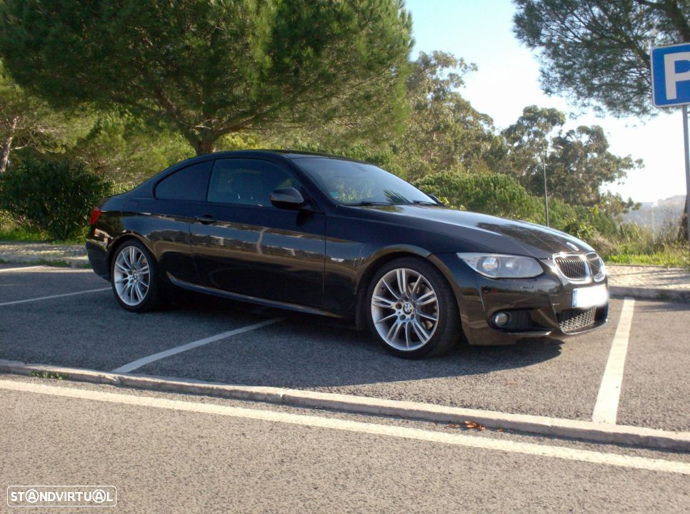 BMW 320 Coupé/BMW Power Perf. KIT 220C.V - 3