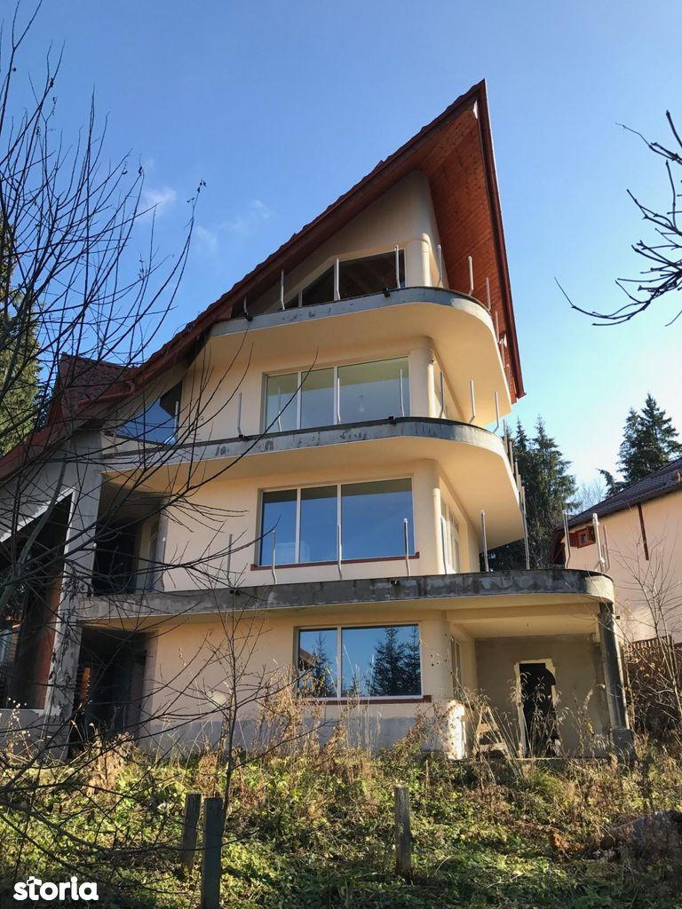 Casa de vanzare, Brașov (judet), Predeal - Foto 14