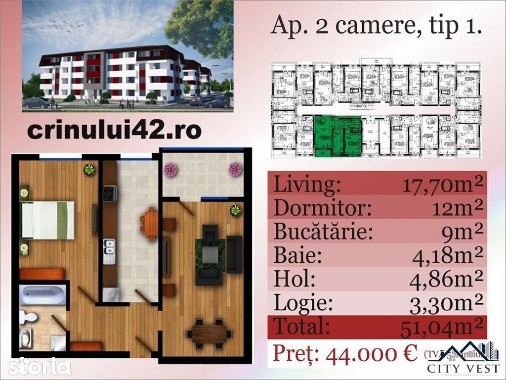 Apartament de vanzare, Ilfov (judet), Strada Panselelor - Foto 9