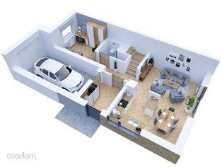 Dom idealny- 150 m2, 5 pokoi, garaż