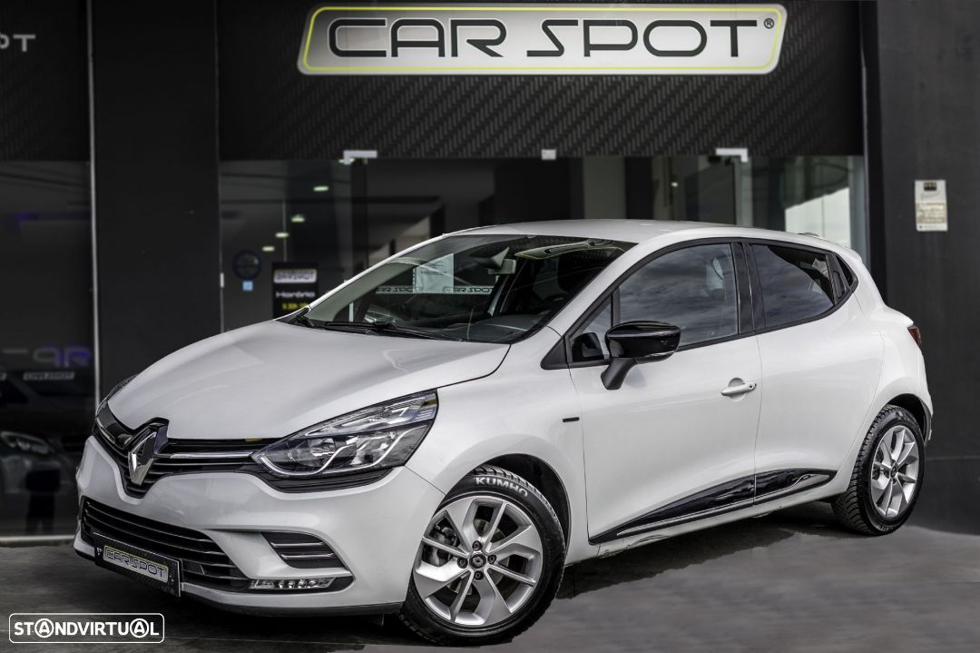 Renault Clio 1.2 TCE LIMITED 120 cv - 1