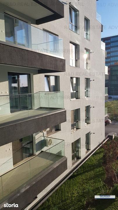 Apartament de inchiriat, București (judet), Strada Câmpul Pipera - Foto 15