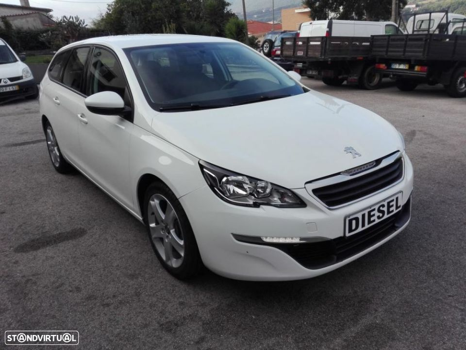Peugeot 308 SW 1.6 e-HDi Active - 2
