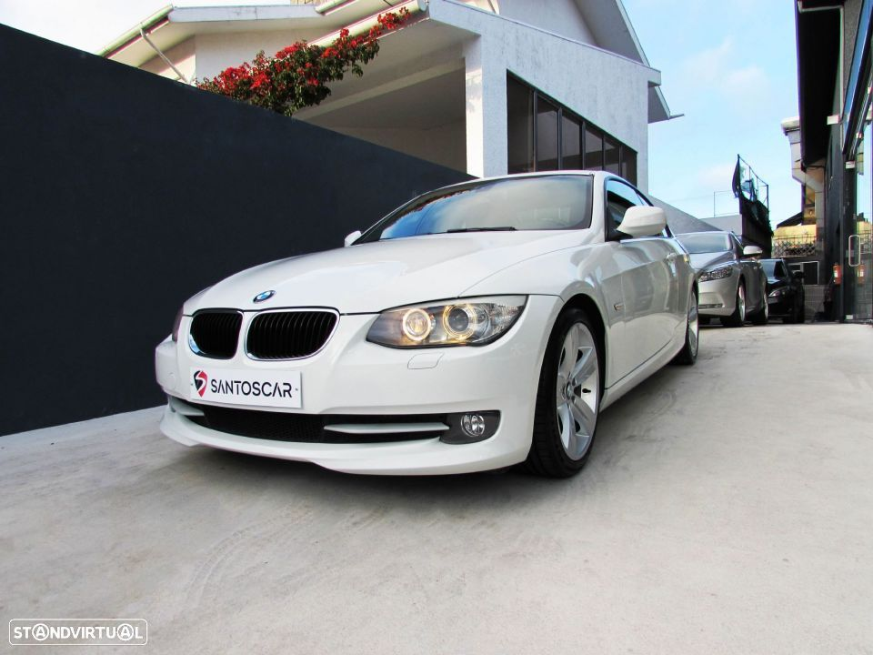 BMW 320 D Coupe - 1
