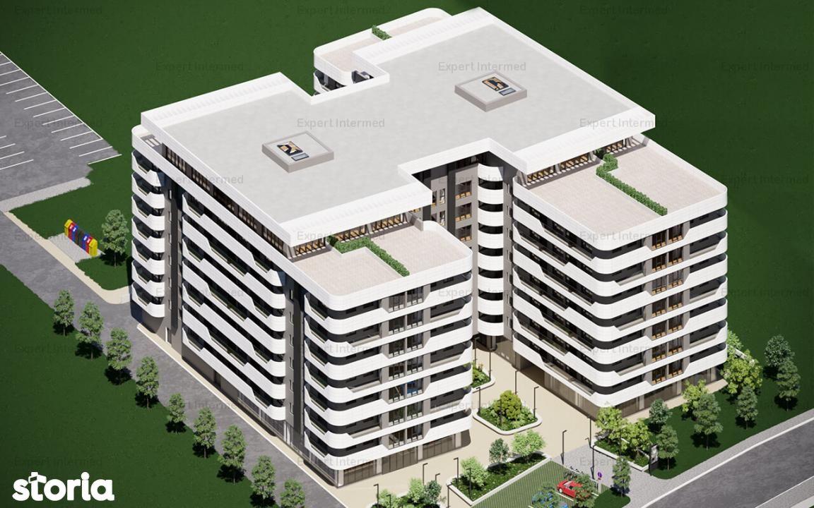 Apartament de vanzare, Iași (judet), Strada Romană - Foto 3