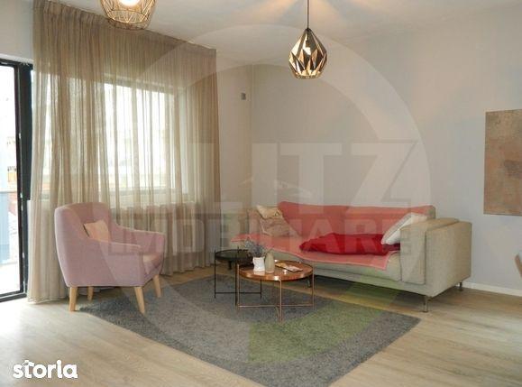 Apartament de inchiriat, Cluj (judet), Strada Nicolae Tonitza - Foto 1