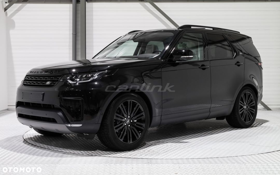 Land Rover Discovery HSE Luxury SD4 7 miejsc 21 cali Black Pack LED hak ACC MY18 fv23 - 7