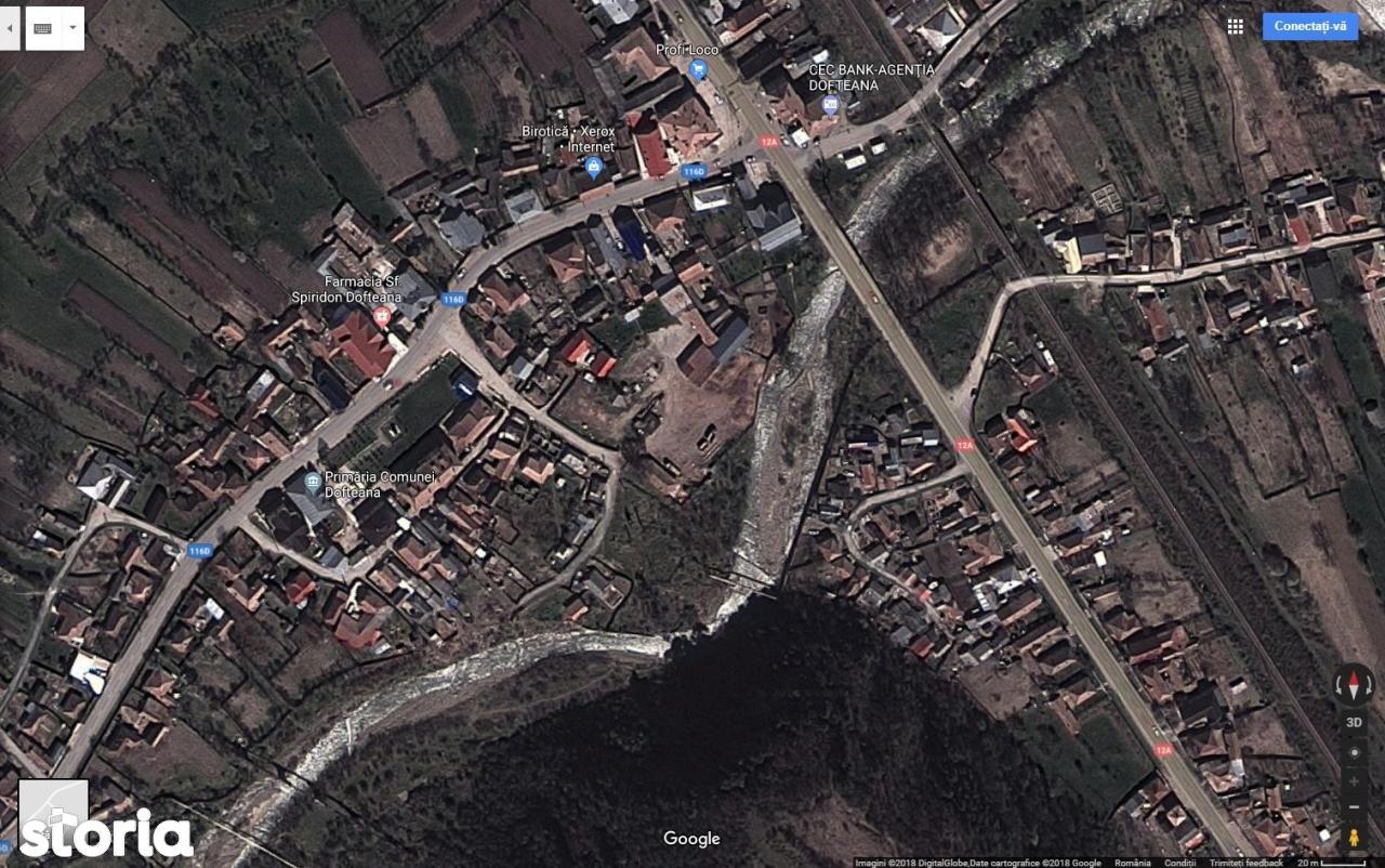 Teren de Vanzare, Bacău (judet), Dofteana - Foto 1