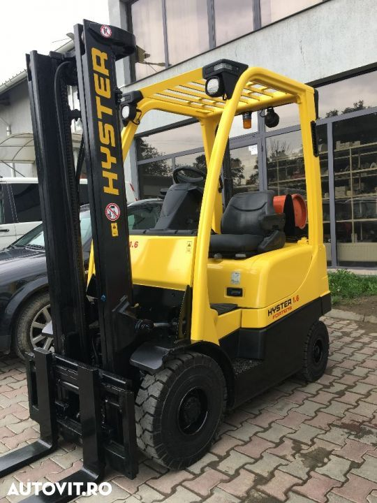 Hyster Motostivuitor Hyster H1 .6 FT an fab 2006 - 1