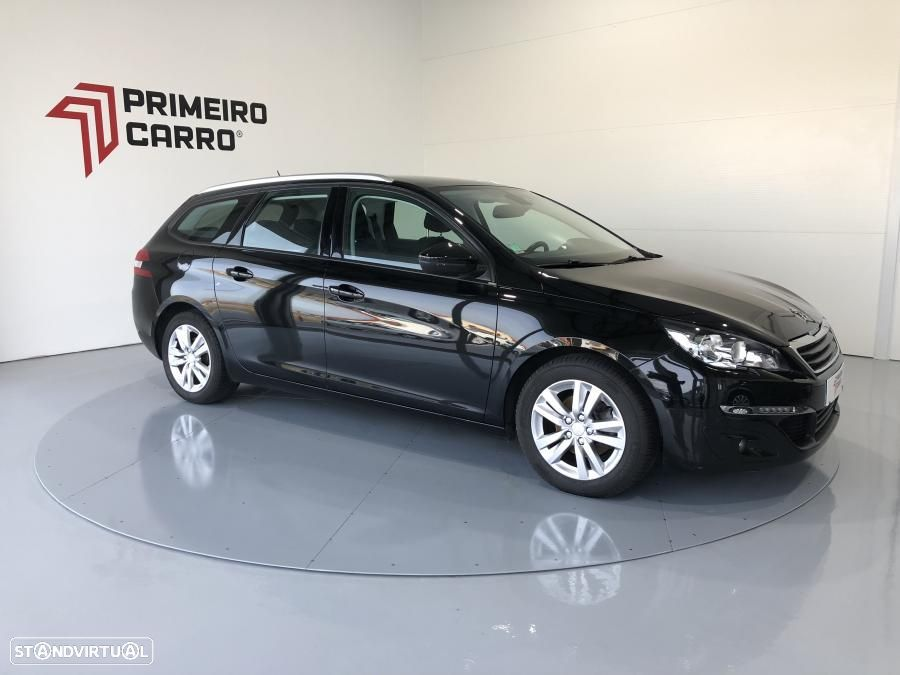 Peugeot 308 SW 1.6 HDI Business Pack GPS 120cv - 8