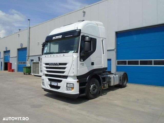 Iveco Stralis AS440S42T/PE - 1