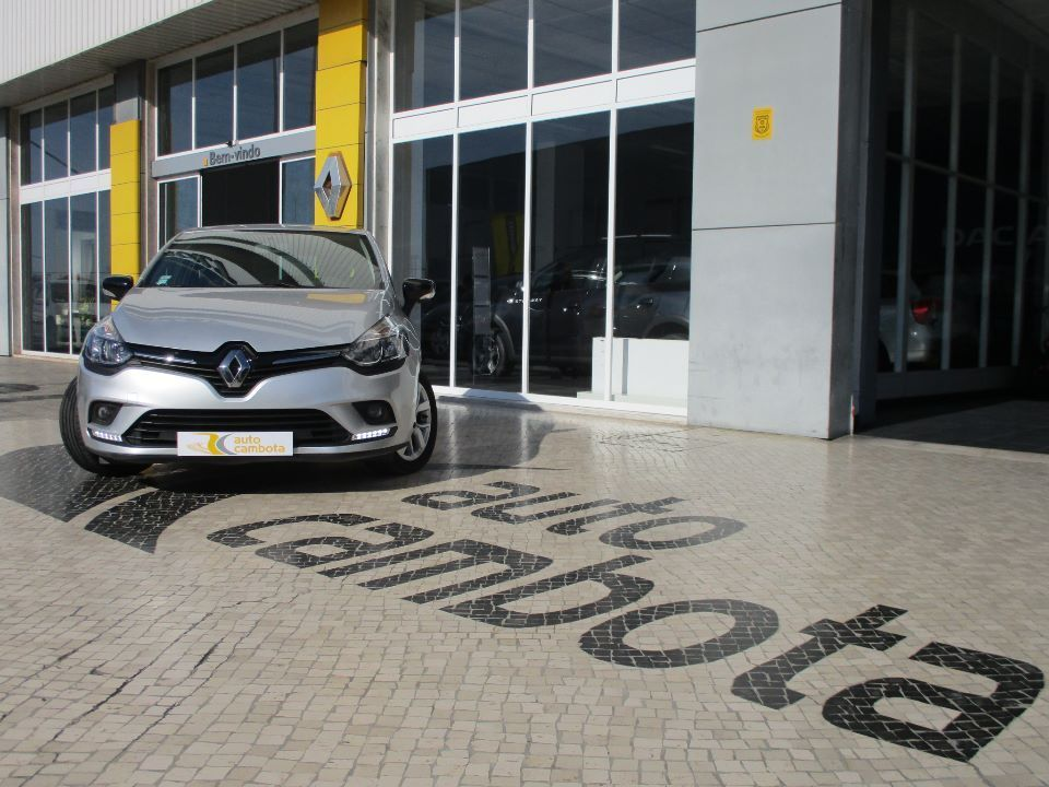 Renault Clio 1.5 DCI LIMITED 90CV