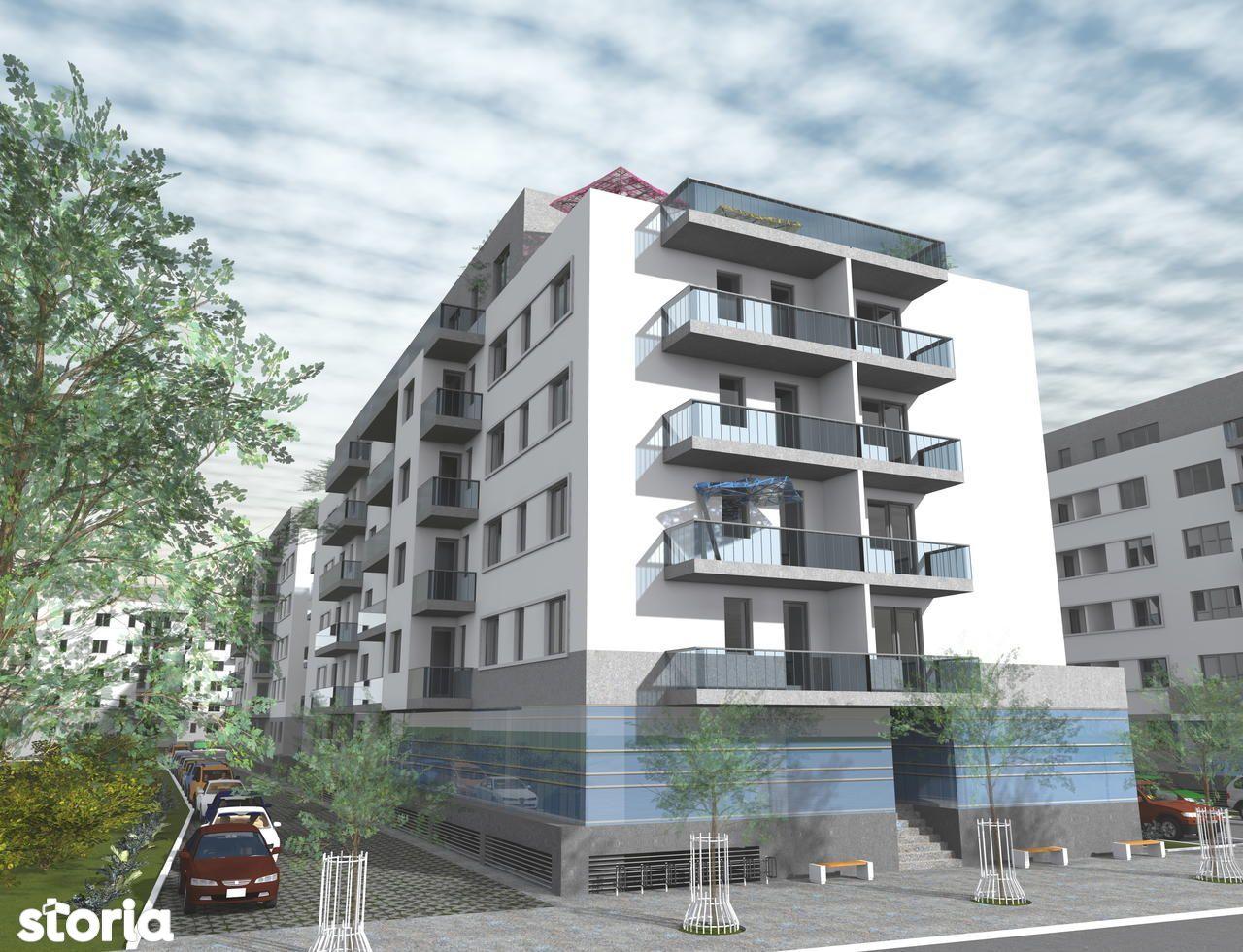 Apartament de vanzare, București (judet), Aleea Buhuși - Foto 6