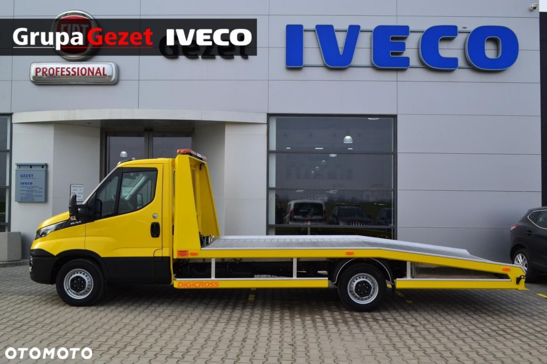 Iveco Daily  35S18 rozstaw osi 4100 - 5