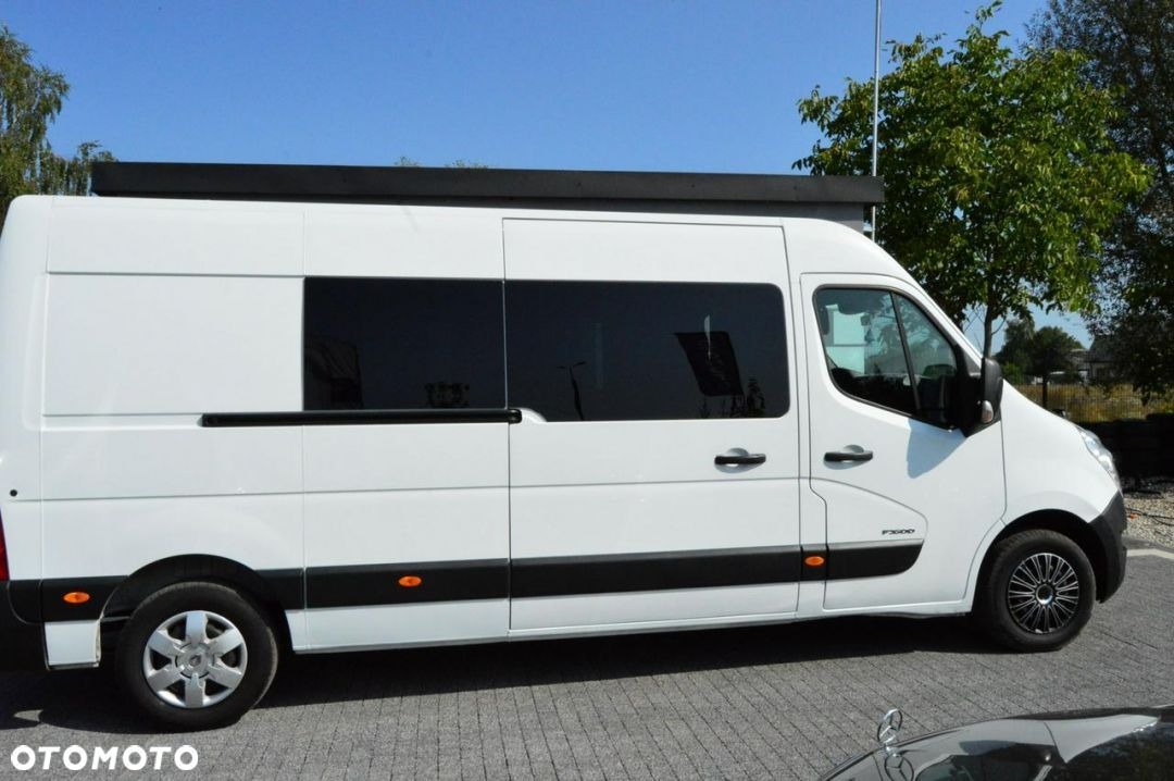 Renault Master 9-osobowy  Super Stan - 1