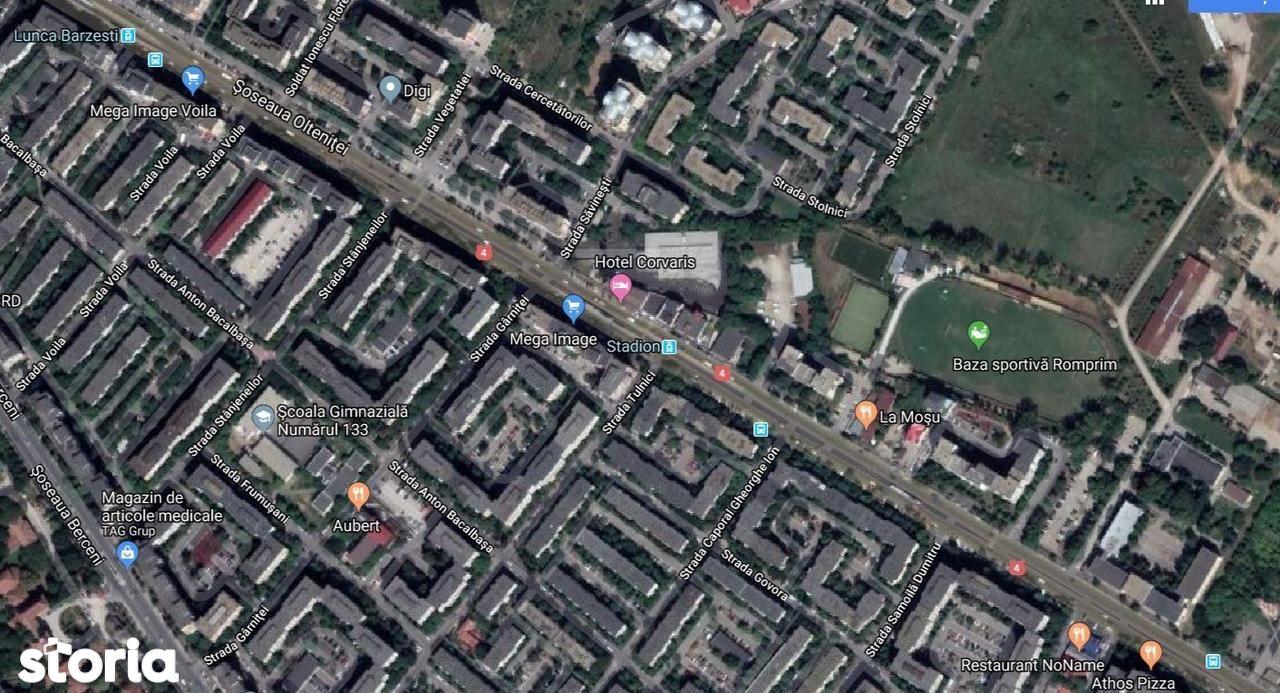 Spatiu Comercial de vanzare, București (judet), Strada Sergent Major Dumitru Samoilă - Foto 1