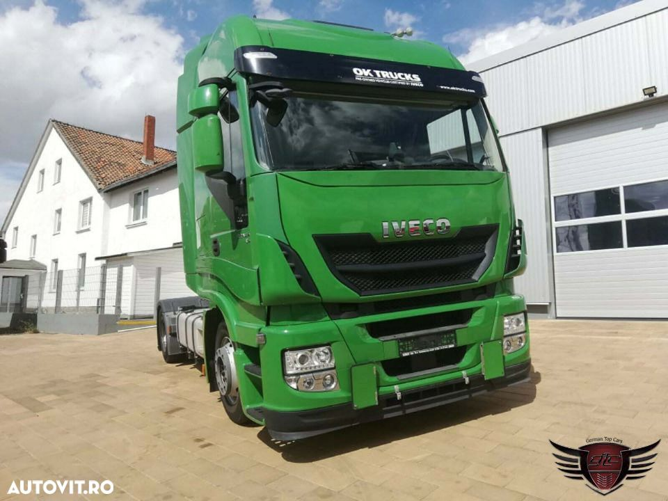 Iveco Stralis Euro 6 2013 Nr. Int 10884 Leasing - 2