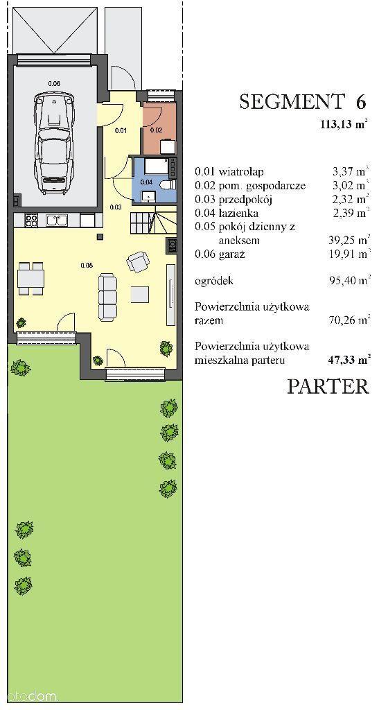 Inwestycja deweloperska, Mędłów, wrocławski, dolnośląskie - Foto 8