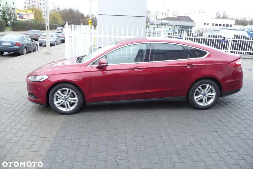 Ford Mondeo 1.5 EcoBoost 165 KM, Edition Pakiet Comfort 3 Ruby Red - 1