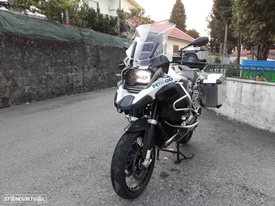 BMW R  GSA 1200 Adventure - 1