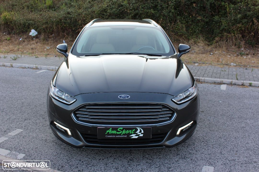 Ford Mondeo SW 1.5 TDCI ECONETIC BUSINESS - 4