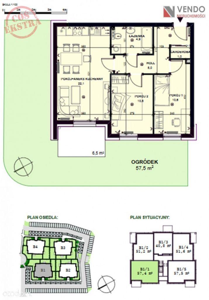 3 Pokoje Mieszkanie Na Sprzedaż Pobiedziska Poznański Wielkopolskie 59437116 Wwwotodompl
