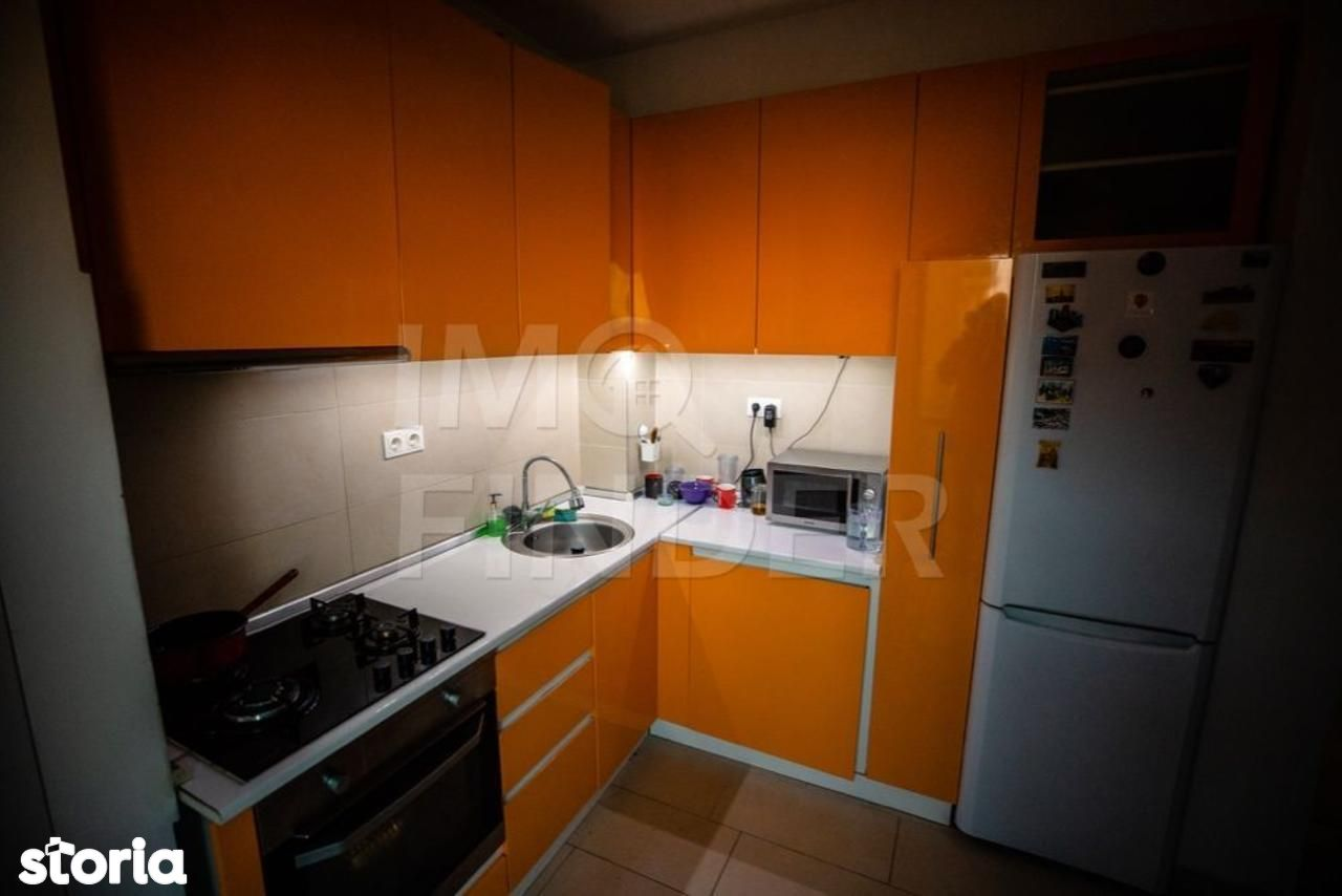 Apartament de vanzare, Cluj (judet), Strada Ștefan Augustin Doinaș - Foto 6