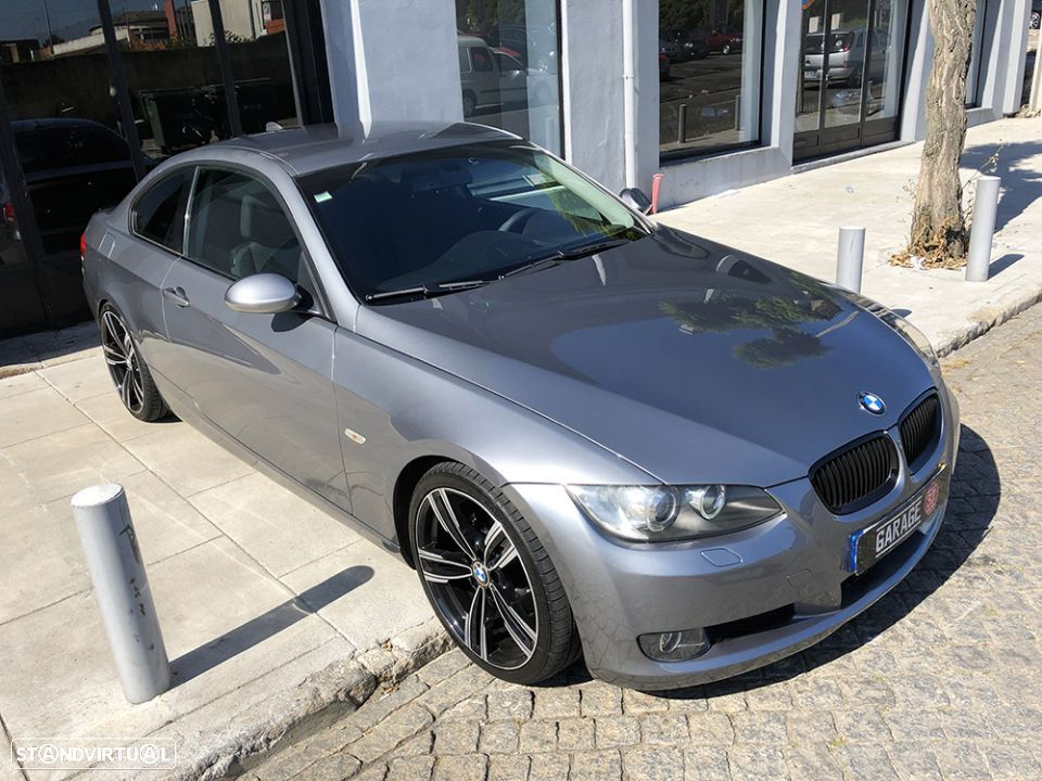 BMW 320 d Coupe - 27