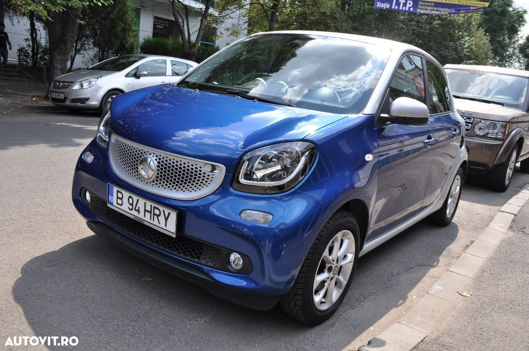 Smart Forfour - 1