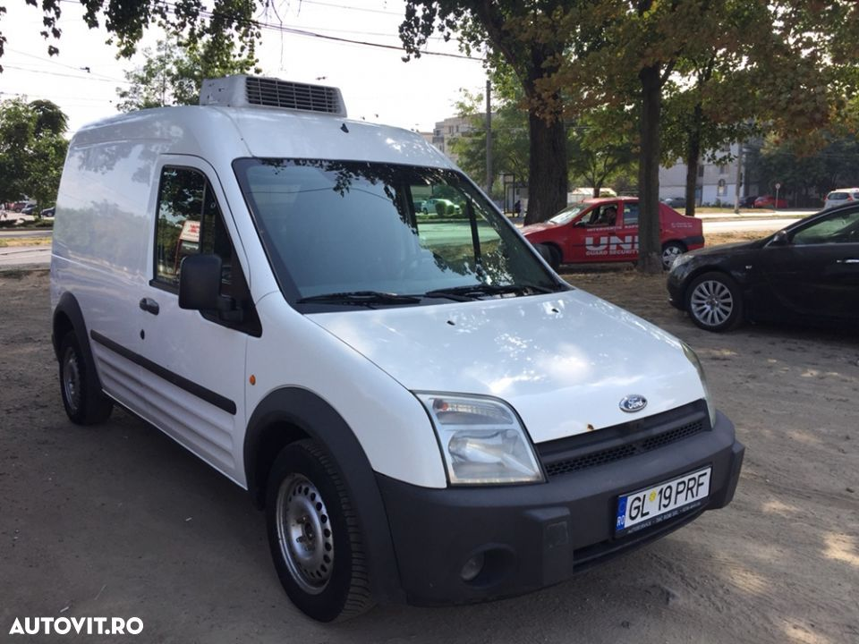 Ford transit conect - 2