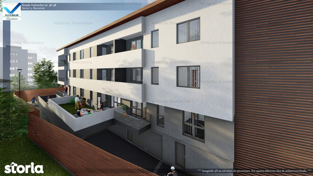 Apartament de vanzare, București (judet), Strada Vulturilor - Foto 11