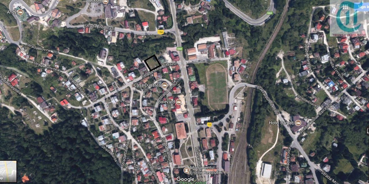 Teren de Vanzare, Brașov (judet), Predeal - Foto 1