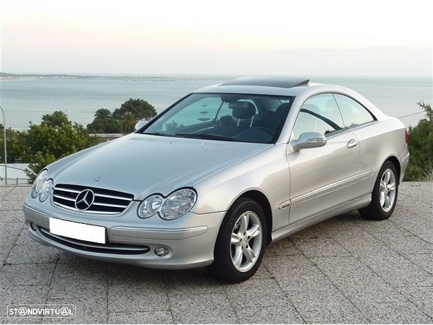 Mercedes-Benz CLK 200 Kompressor Avantgarde - 2