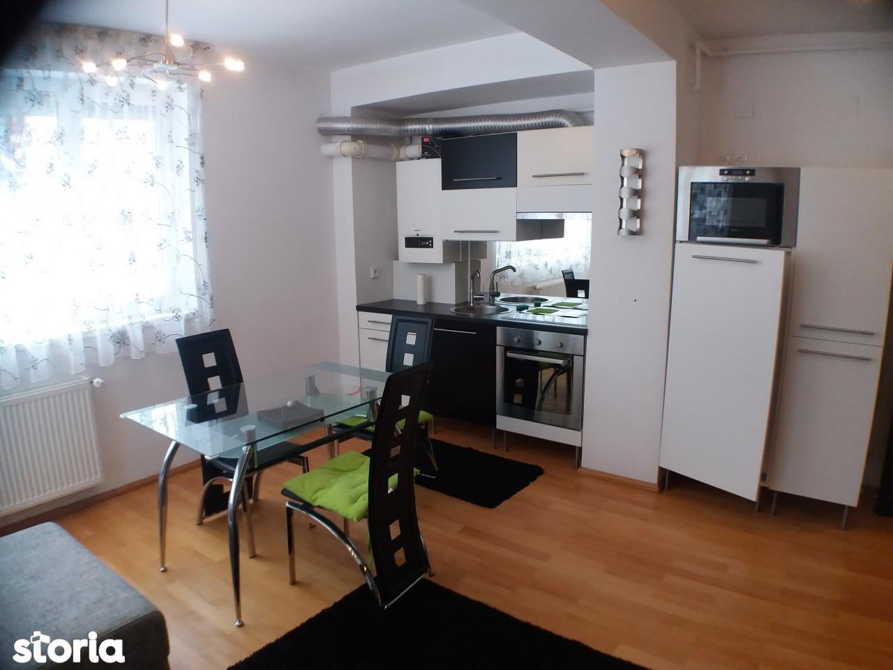 Apartament de inchiriat, Sibiu (judet), Strada Rennes - Foto 3