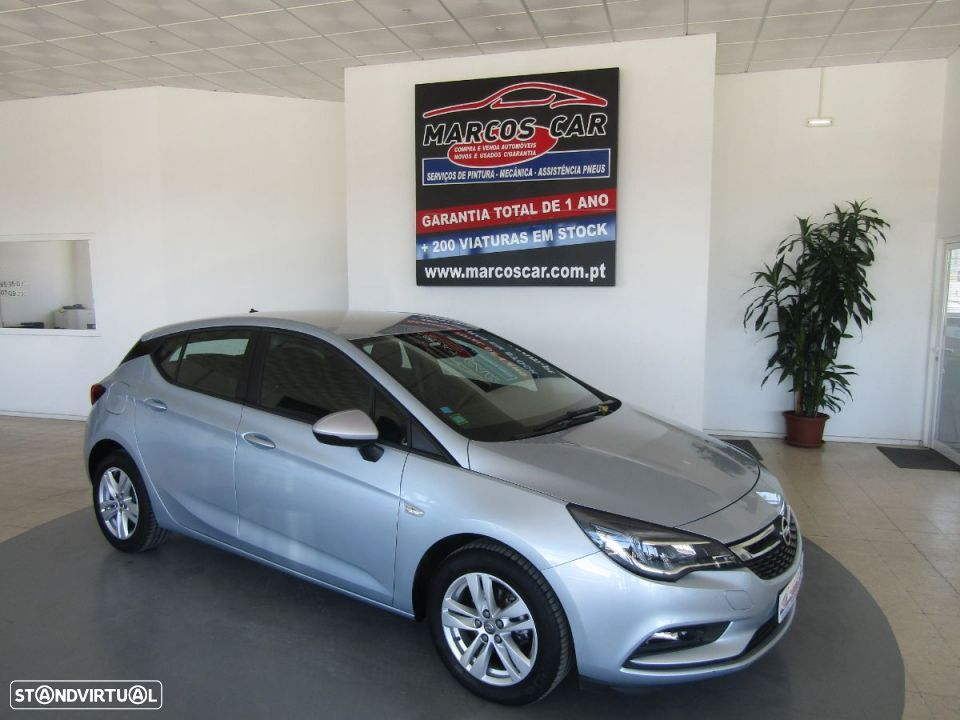 Opel Astra Edition Active - 1